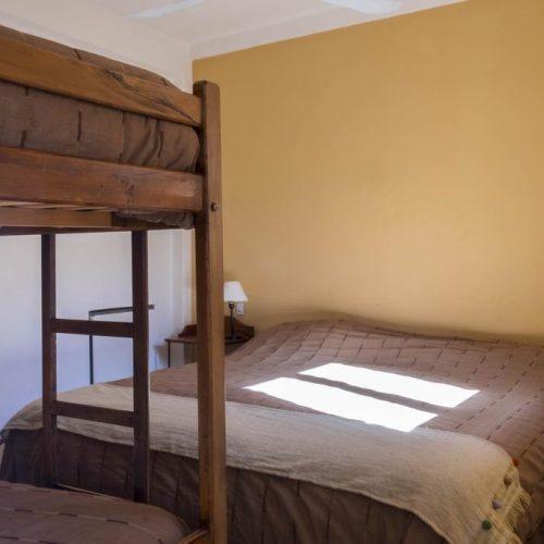 Habitación Cuádruple con baño privado (1)