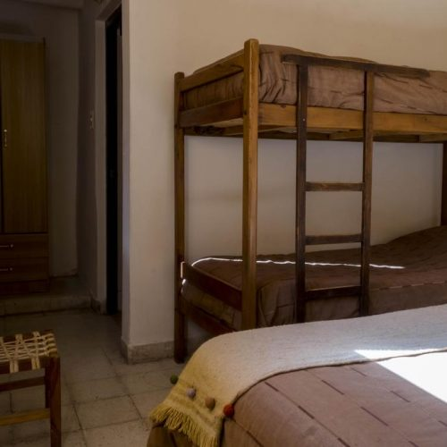 Habitación Cuádruple con baño privado (2)